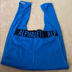 Alphalete leggings